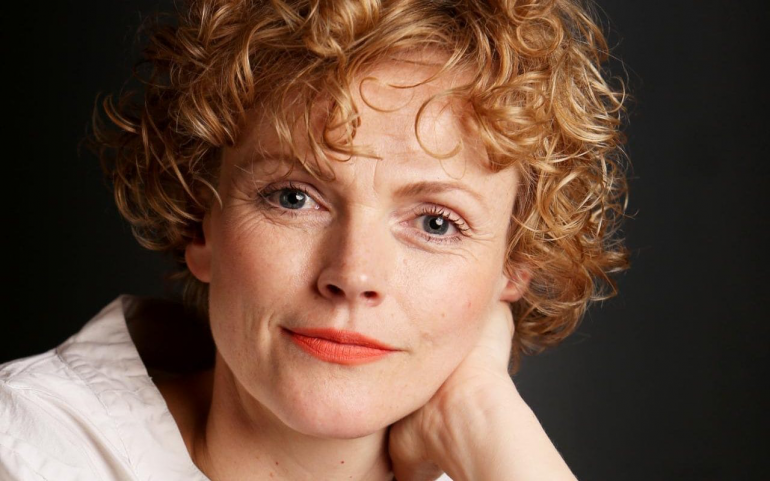 Actress Maxine Peake inspires drama students in Chorley