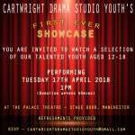 Cartwright Drama Studio Youth Showcase.