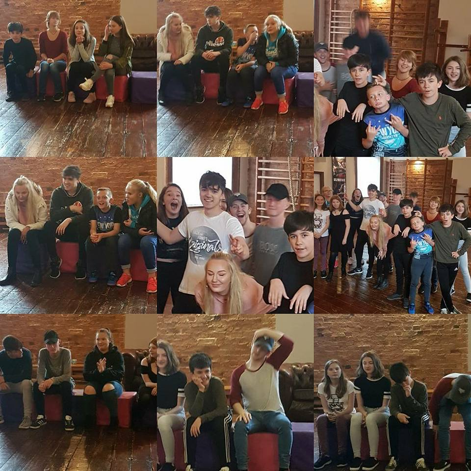 Cartwright Drama Studios Youth Classes.