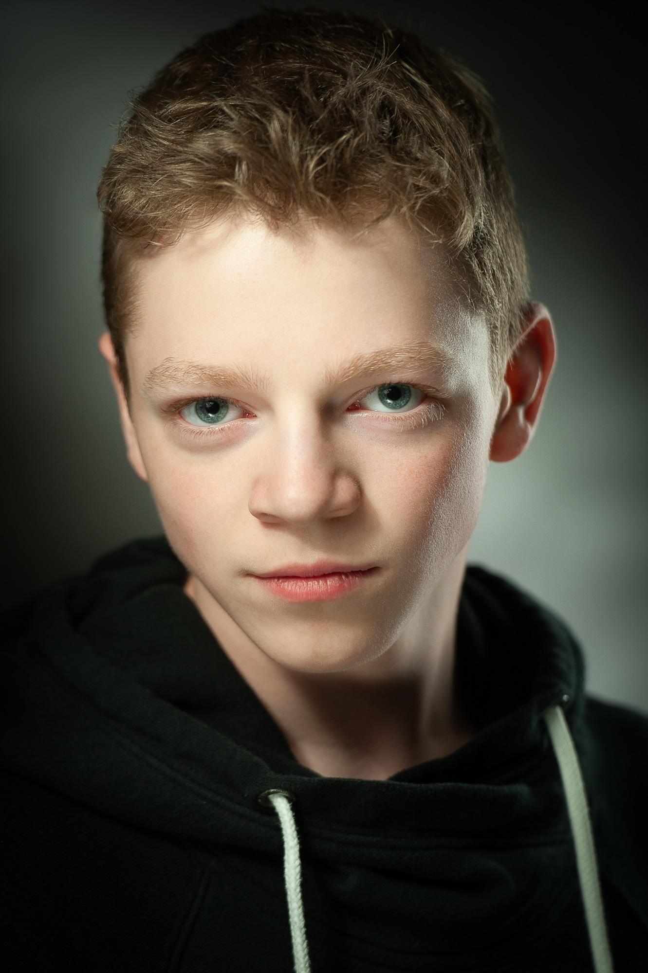 Image of Aaron