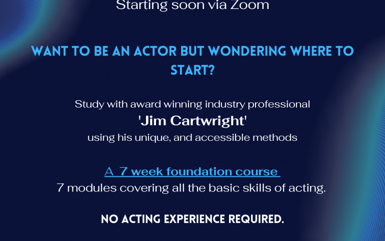 ★ A New Acting Course for Beginners ★